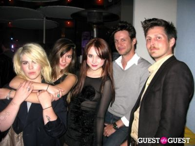 jenna goldsmith--chrome-hearts--alessandra-torresani--actress in Paper Magazine's Beautiful People Party 2010