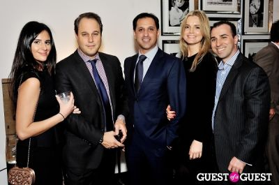gilad azaria in Luxury Listings NYC launch party at Tui Lifestyle Showroom