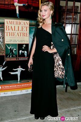 jennifer akerman in American Ballet Theatre Opening Night Fall Gala