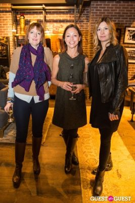 jennifer bargar in Frye Pop-Up Gallery with Worn Creative