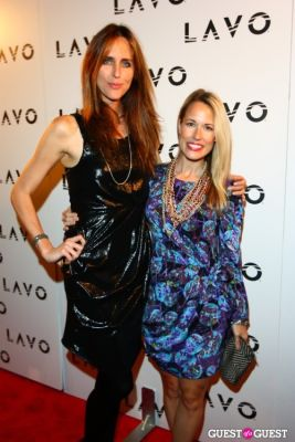hunter bell in Grand Opening of Lavo NYC