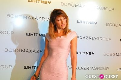 jennifer esposito in Whitney ART Party hosted by Lubov & Max Azria with The Whitney Contemporaries