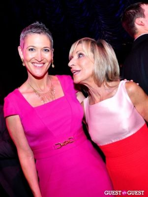andrea mitchell in Newsbabes Bash For Breast Cancer