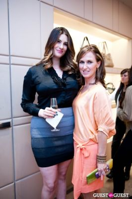 jennifer harlow in Spring Charity Shopping Event at Nival Salon and Jimmy Choo