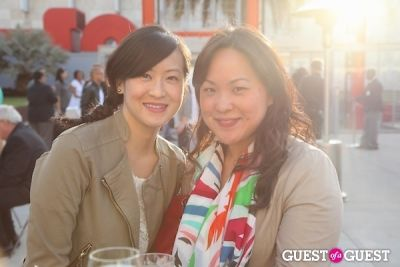 eileen cho in Eater 2013 Young Guns at LACMA