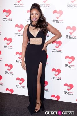 jennifer hudson in God's Love We Deliver 2013 Golden Heart Awards