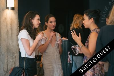 jennifer humphrey in DNA Renewal Skincare Endless Summer Beauty Brunch at Ace Hotel DTLA