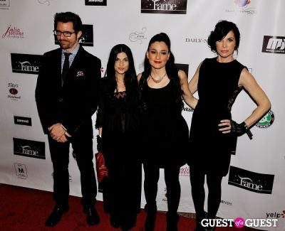 veronica spadaro in Fame Rocks Fashion Week 2012 Part 1