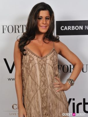 jennifer layne-cardon in Carbon NYC Spring Charity Soiree
