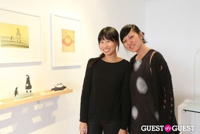 jennifer li in L'Art Projects Presents the Inaugural Exhibition,