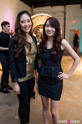 ginny lee in Celebrity Hairstylist Dusan Grante and Eve Monica's Birthday Soirée