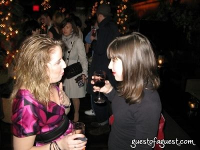 allison venuti in Guest of a Guest Holiday Party