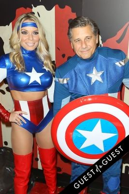jennifer mazur in Heidi Klum's 15th Annual Halloween Party