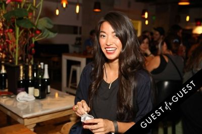 jennifer puno in Ludlows Jelly Shots Cocktail Crawl DTLA