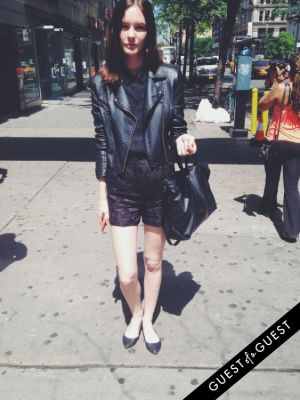 jennifer showstead in Summer 2014 NYC Street Style