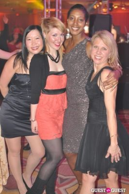jennifer streaks in Jete Society Mad Hatters Dance Party