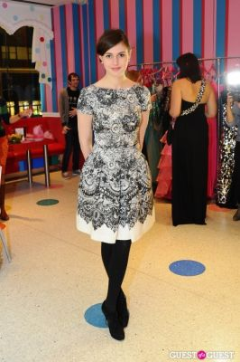 jennifer wright in Prom Girl Editor's Soiree