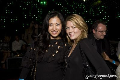 jennifer yen in Green Gala