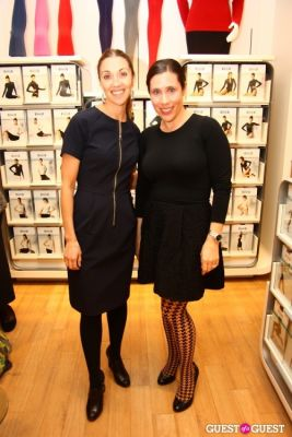 samantha platner in Wolford's Shapewear is as Fabulous as Their Legwear Event