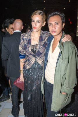 jenny kanavares in Oliver Theyskens Theory After Party