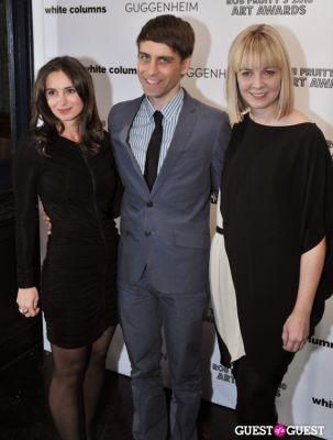 cecilia alemani in Rob Pruitt's 2010 Art Awards