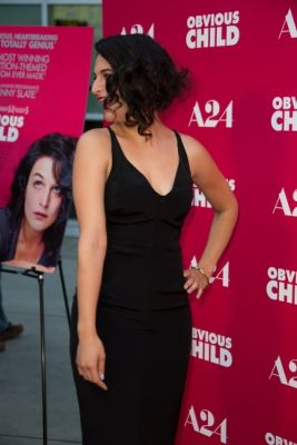 jenny slate in John Varvatos & Saturday Night Live Event, LIVE FROM NY: A DECADE OF PORTRAITS