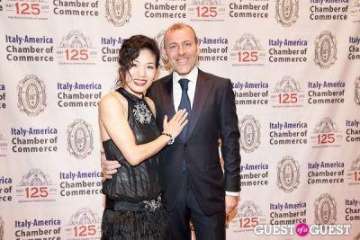 jeoungnam park-tozzi in Italy America CC 125th Anniversary Gala