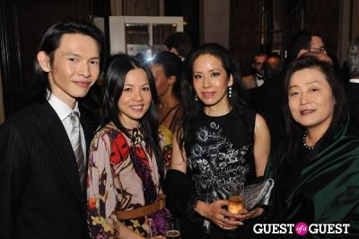 angela chen in Asia Society Awards Dinner