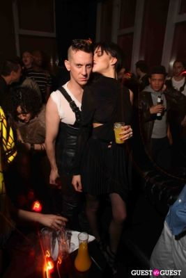 jeremy scott in JEREMY SCOTT. FASHION WEEK AFTERPARTY.