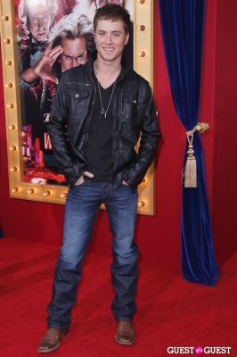 jeremy sumpter in World Premiere of The Incredible Burt Wonderstone