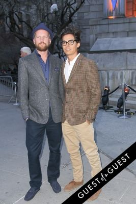 jeremy whelehan in Vanity Fair's 2014 Tribeca Film Festival Party Arrivals