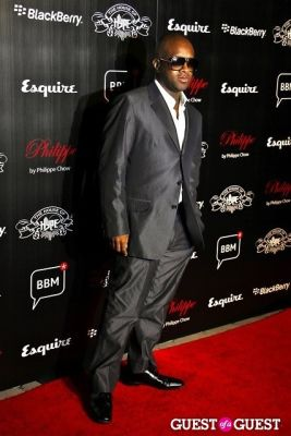 jermaine dupri in BBM Lounge 2010 VMA Pre Party Sponsored By BlackBerry