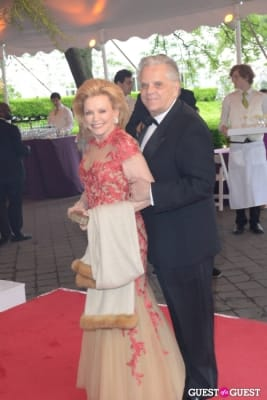 victor costa in The New York Botanical Gardens Conservatory Ball 2013