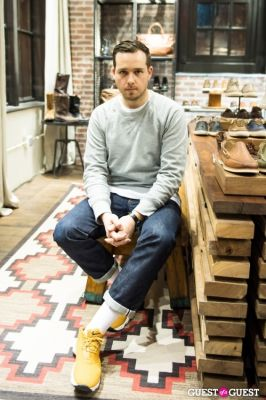 jerry buttles in The Frye Company Pop-Up Gallery