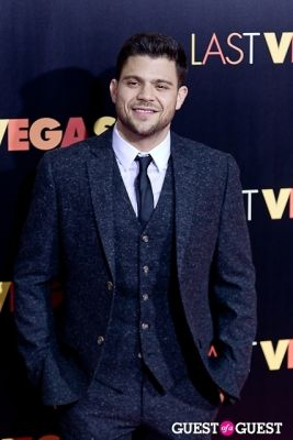jerry ferrara in Last Vegas Premiere New York