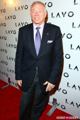 jerry jones in Grand Opening of Lavo NYC