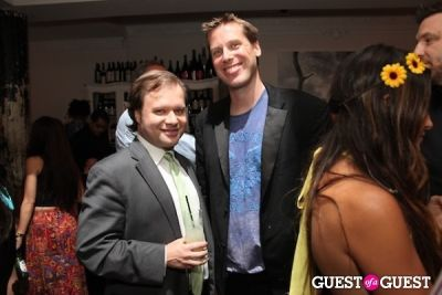 christian damgaard in Gogobot's A Taste of St. Tropez + Nuit Blanche at Beaumarchais