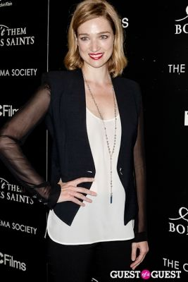 jess weixler in The Place Beyond The Pines NYC Premiere
