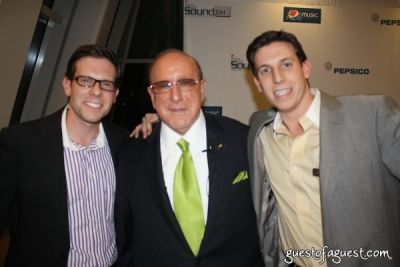 clive davis in SoundCtrl & NYU present a conversation with music mogul Clive Davis