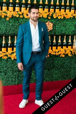 jesse metcalfe in The Sixth Annual Veuve Clicquot Polo Classic Red Carpet