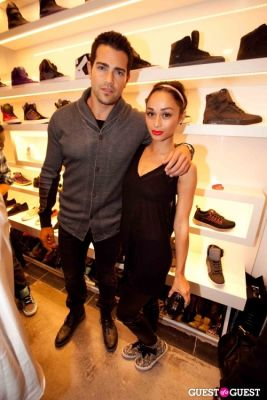 cara santana in SUPRA Santa Monica Grand Opening Event