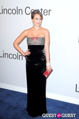 jessica alba in Oprah Winfrey and Ralph Lauren Gala