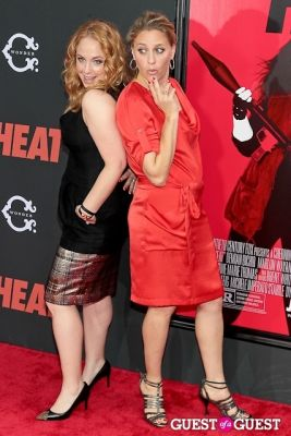 jamie denbo in The Heat Premiere