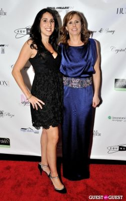 jessica gruber in Champagne & Song Gala Celebrating Sage Eldercare