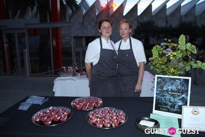 jessica largey in Eater 2013 Young Guns at LACMA