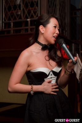 jessica lau in Black Ties & Beer Pong Benefit