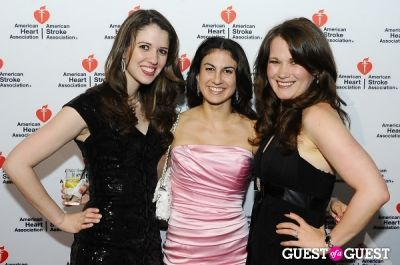 jessica levine in American Heart Association Young Professionals 2013 Red Ball