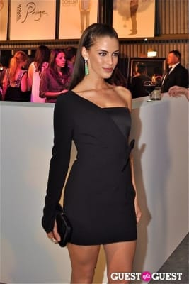jessica lowndes in Art of Elysium Pre-Emmy GENESIS Event