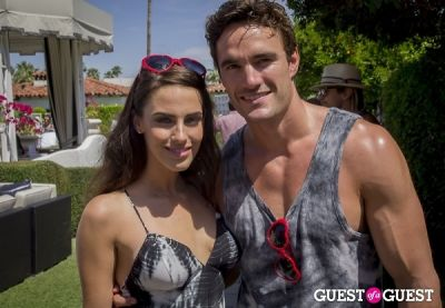 jessica lowndes in The Guess Hotel Pool Party Saturday
