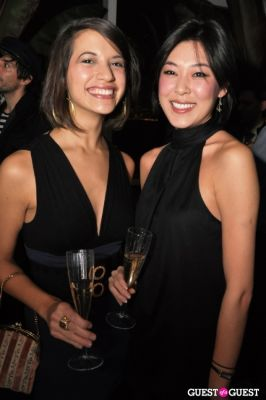 cece cheng in Full Frontal Fashion and Sundance Channel's Catwalk Countdown Premiere